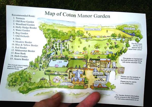 Post image for Coton Manor Garden reviewed by Anne Wareham