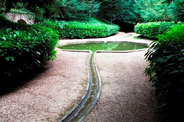 Cold Bath In The Watery Walk Rousham Park House And Garden Bicester Gorgeous Kent Garden Design Plans