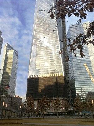 911 memorial, copyright Sheppard Craig