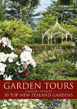 Cover Garden Tours copyright Abby Jury