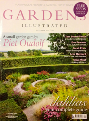 Gardens Illustrated-cover, thinkingardens