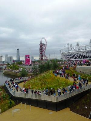 Olympic Park 2 copyright Bridget Rosewell
