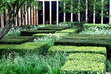 Telegraph Garden, Christopher Bradley-Hole, Chelsea 2013 copyright Charles Hawes