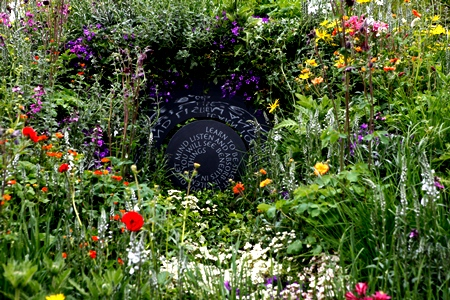 Floral Fantasy at Chelsea Flower Show copyright Charles Hawes for thinkingardens