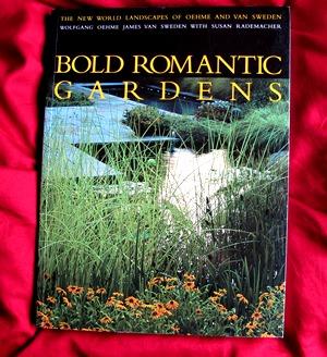 Bold Romantic Gardens copyright Anne Wareham for thinkingardens