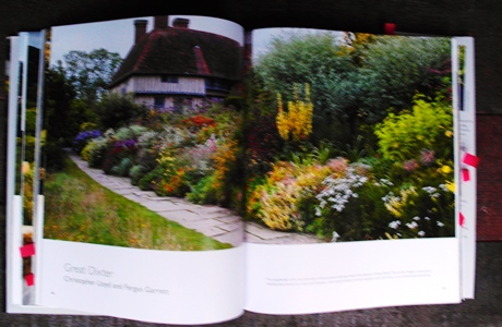 New English Garden by Tim Richardson copyright Anne Wareham Great Dixter for thinkingardens