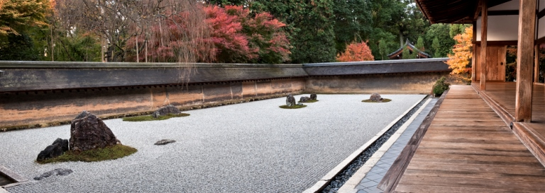 Ryoan-ji Copyright Alex Ramsey