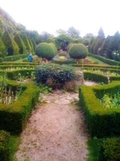 Abbey House Garden 4 copyright Kate Durr