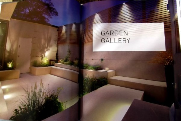 Concrete courtyard. If this is the future of garden design I want to slash my wrists.