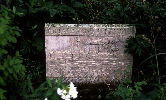 Little Sparta, copyright Charles Hawes