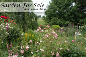 Garden For Sale in Worcestershire