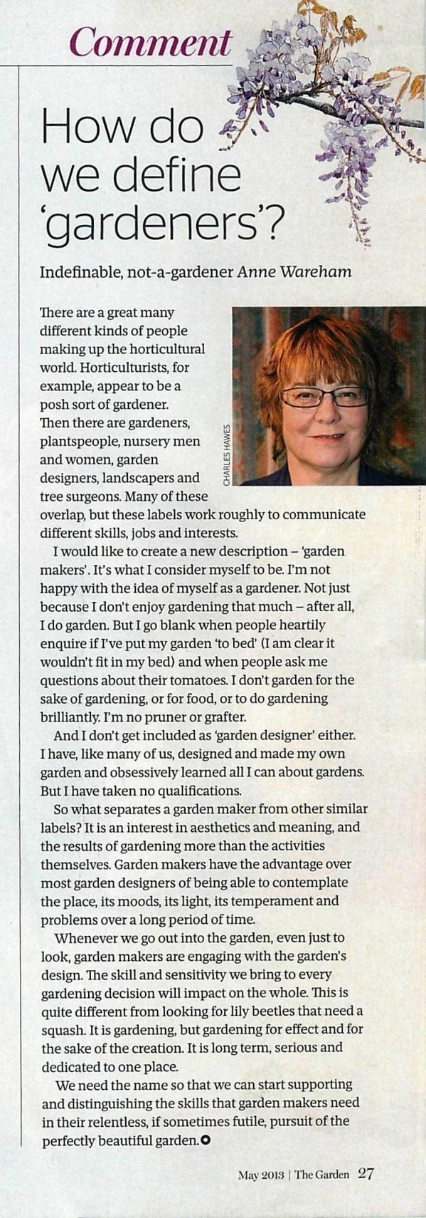 Garden Makers