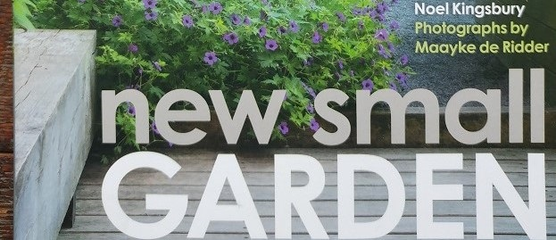 Small gardens, anyone? Book Review by Susan Wright