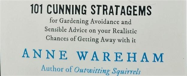 The Deckchair Gardener reviewed by Catharine Howard