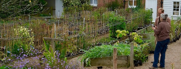 What is the purpose of a garden?